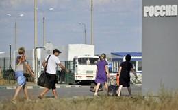 Hàng triệu người bỏ Ukraina chuyển sang Nga