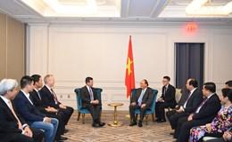 Thủ tướng hoan nghênh doanh nghiệp Việt niêm yết trên sàn chứng khoán Mỹ