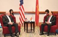 Những hoạt động đầu tiên của Thủ tướng Nguyễn Xuân Phúc tại Washington
