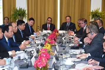 Các doanh nghiệp Mỹ dự kiến đổ hàng tỉ USD đầu tư vào Việt Nam