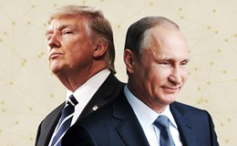 Tổng thống Putin: Tôi không phải bạn của ông Donald Trump