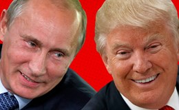Tổng thống Nga V.Putin bênh Tổng thống Mỹ Donald Trump