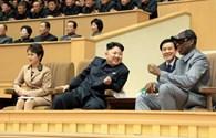 Ông Donald Trump cử ngôi sao bóng rổ Dennis Rodman đến Triều Tiên?