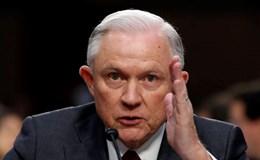 """Bộ trưởng Tư pháp Mỹ phản đòn tin thông đồng với Nga là """"đáng kinh tởm"""""""