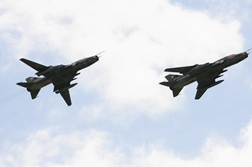 Syria tố Mỹ tấn công trắng trợn, bắn hạ chiến đấu cơ