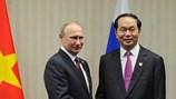 Chủ tịch Nước Trần Đại Quang thăm Nga tuần tới