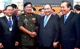 Không có sự hi sinh, giúp đỡ của Việt Nam sẽ không có Campuchia ngày nay