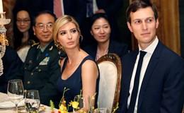 Trung Quốc mời con gái, con rể ông Donald Trump đến thăm