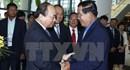 Thủ tướng Hun Sen cảm ơn vì chuyến thăm lịch sử đến Việt Nam