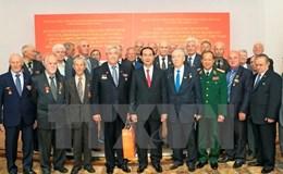 Chủ tịch Nước tiếp cựu binh Belarus từng chiến đấu ở Việt Nam