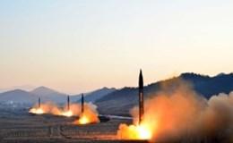 Mỹ, Nga và Trung chia rẽ về cách đối phó tên lửa Triều Tiên
