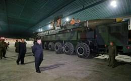 """Tốn hàng trăm tỉ đô, Mỹ vẫn """"ngán"""" tên lửa Triều Tiên"""