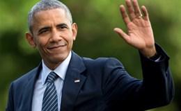 Ông Obama lần đầu quay lại đấu trường chính trị từ khi mãn nhiệm