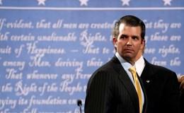 """Con trai ông Donald Trump bị tố """"phản quốc"""" vì gặp luật sư Nga"""