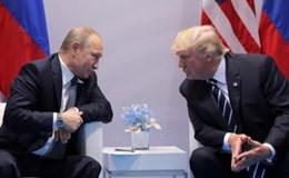 """Ông Donald Trump """"bí mật"""" gặp ông Vladimir Putin lần hai"""