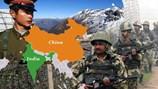 7.000 binh sĩ Trung Quốc tập trận sát biên giới Ấn Độ