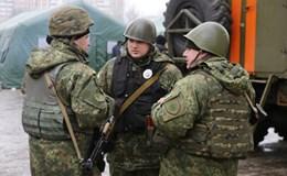 Bạo lực đẫm máu bùng phát ở đông Ukraina, 9 lính thiệt mạng