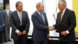 """Exxon Mobil thời Ngoại trưởng Mỹ làm sếp bị phạt triệu đô vì """"dính"""" đến Nga"""