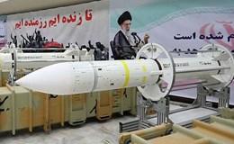 """Iran cảnh báo Mỹ bằng loạt ảnh """"lạnh gáy"""""""