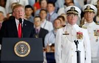 """Mỹ gửi thế giới """"thông điệp 100.000 tấn"""" khiến mọi kẻ thù run sợ"""