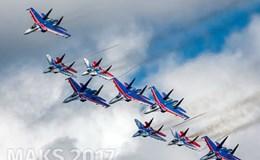 Nga bội thu tiền tỉ trong triển lãm hàng không quốc tế