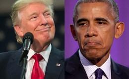 """Ông Donald Trump tạm thở phào nhẹ nhõm với """"dấu ấn Obama"""""""