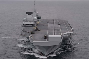 Anh sẽ đưa tàu sân bay mới tuần tra Biển Đông
