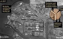 Lộ diện căn cứ quân sự kiên cố đầu tiên của Trung Quốc ở nước ngoài