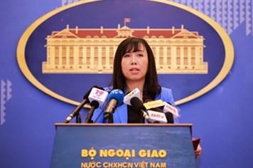 Việt Nam phản đối Trung Quốc mở rạp chiếu phim ở Phú Lâm