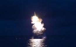 Mỹ theo dõi bước tiến chưa từng có của tên lửa tàu ngầm Triều Tiên
