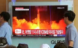 Quan chức Mỹ: Triều Tiên không dại tấn công Mỹ bằng tên lửa đạn đạo