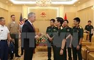Bộ trưởng Quốc phòng Ngô Xuân Lịch thăm chính thức Hoa Kỳ