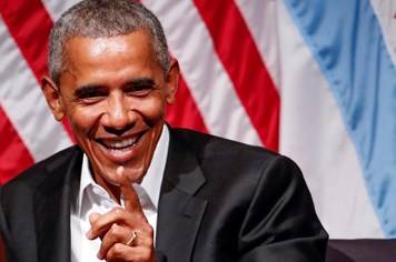 Cựu Tổng thống Obama được vinh danh muôn đời trong sử sách