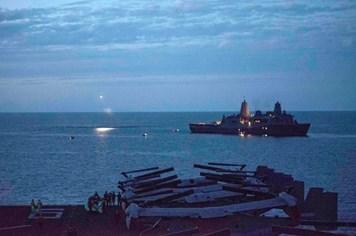 Hải quân Australia tìm thấy máy bay Mỹ bị rơi