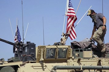 Mỹ rút quân khỏi căn cứ quân sự Syria