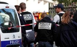 Lại tấn công đâm xe ở thủ đô Paris