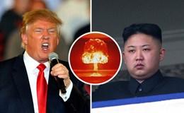 """Ông Donald Trump: """"Lửa thịnh nộ"""" với Triều Tiên có thể là chưa đủ khắc nghiệt"""