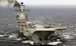 Nga chốt thời điểm sửa chữa tàu sân bay Kuznetsov