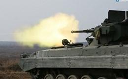 Ukraine thử nghiệm khai hỏa các module chiến đấu hiện đại