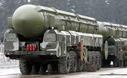 Hàng chục tên lửa đạn đạo xuyên lục địa Nga tham gia tập trận lớn