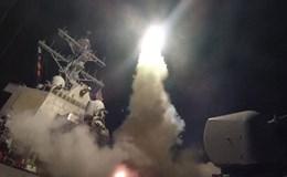 Mỹ phủ nhận chỉ có 23 tên lửa Tomahawk trúng căn cứ Syria