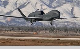 Mỹ triển khai máy bay trinh sát RQ-4 Global Hawk đến Nhật Bản
