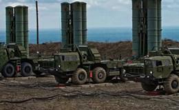 Hệ thống S-400 trang bị tên lửa tiêu diệt mục tiêu trong không gian