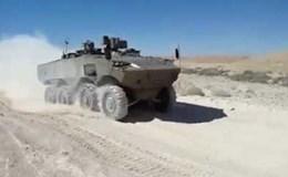 Israel thử nghiệm xe chở quân hiện đại thay thế M113