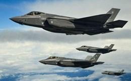 Siêu chiến đấu cơ tàng hình F-35 đến Anh tập trận cùng NATO
