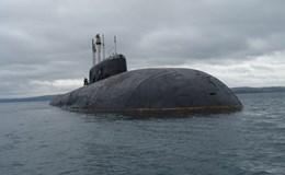 Hải quân Nga nhận tàu ngầm hạt nhân lớn nhất thế giới