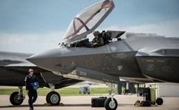 """Israel tiếp nhận thêm 3 """"siêu phẩm"""" chiến đấu cơ tàng hình F-35"""
