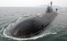 Hải quân Nga sẽ nhận tàu ngầm hạt nhân đa năng trang bị tên lửa Kalibr