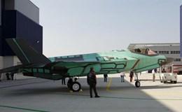 """Ra mắt """"siêu chiến đấu cơ"""" F-35 đầu tiên lắp ráp ngoài nước Mỹ"""