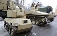 Nga thử nghiệm robot trinh sát và tấn công nặng 20 tấn